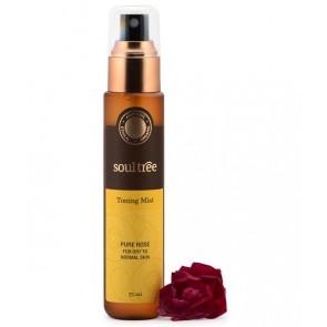Soultree Tónico Facial Rosas