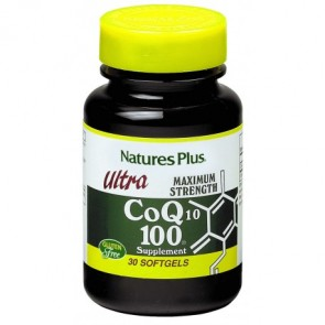 Nature's Plus Ultra Coq10 100 Mg
