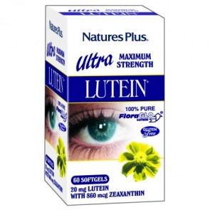 Nature's Plus Ultra Lutein