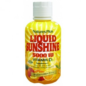 Nature's Plus Vitamina D3 Liquid Sunshine