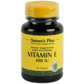 Nature's Plus Vitamina E 400 Ui