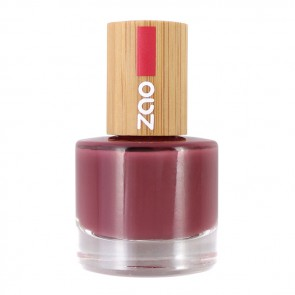 Zao Makeup Esmalte de Uñas 10 Free 667 Rose Amarante