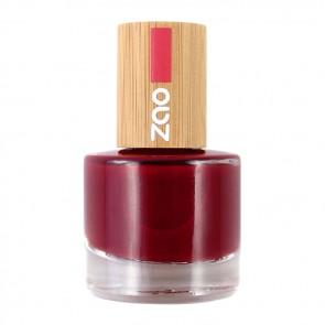 Zao Makeup Esmalte de Uñas 10 Free 668 Rouge Passion