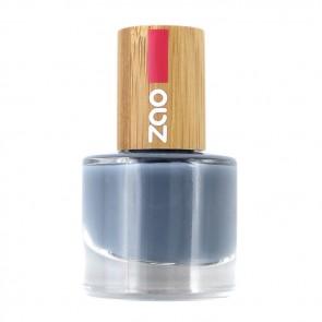 Zao Makeup Esmalte de Uñas 10 Free 670 Bleu Gris