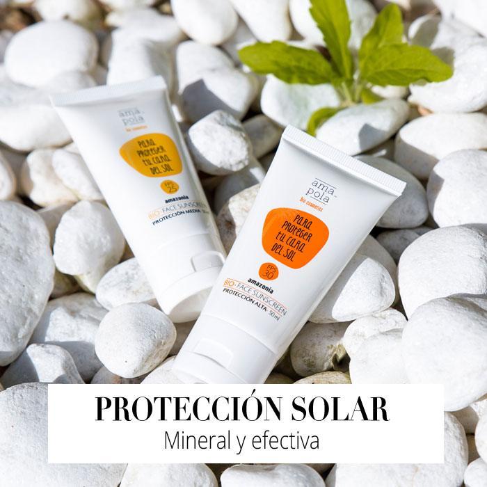 La protección solar mineral que funciona y no contamina