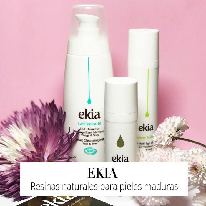 EKIA: los cuidados naturales para pieles maduras a base de la resina vegetal Sangre de Dragón