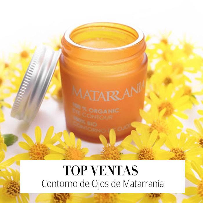TOP VENTAS: Contorno de Ojos Matarrania. Un gran favoríto en Admira Cosmetics.
