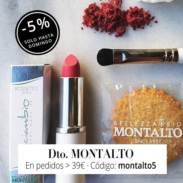 PROMOCIÓN: 5% de descuento en Montalto solo hasta Domingo