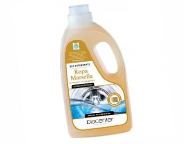 <strong>De vuelta:</strong> Eco Detergente de Marsella